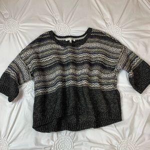 Victoria's Secret cropped sweater size Medium